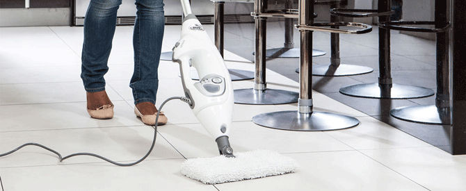 Steam Mop Use
