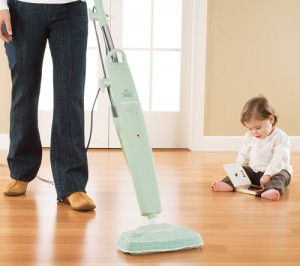 how to use steam mop