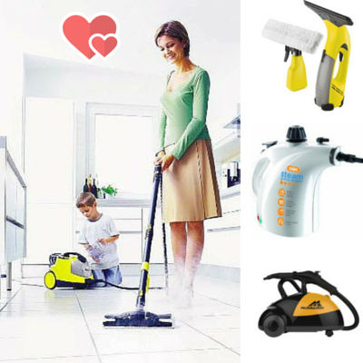 Best steam cleaner reviews