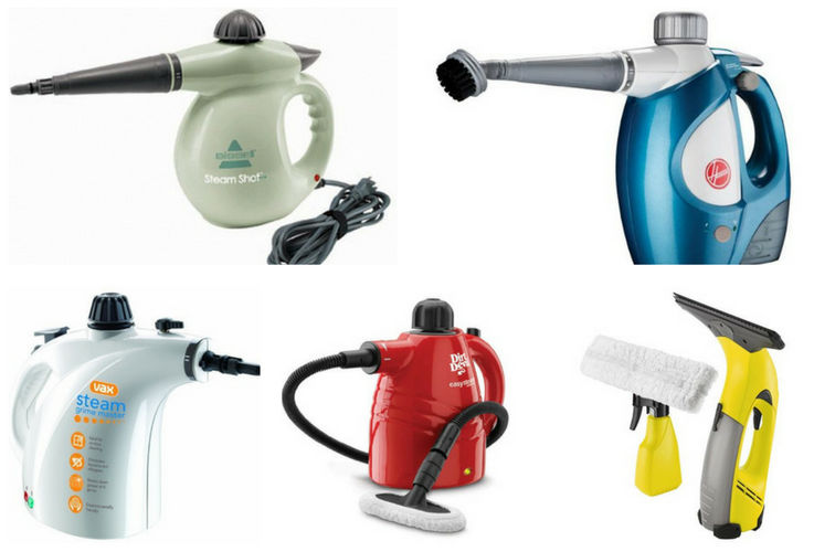 handheld steam cleaners