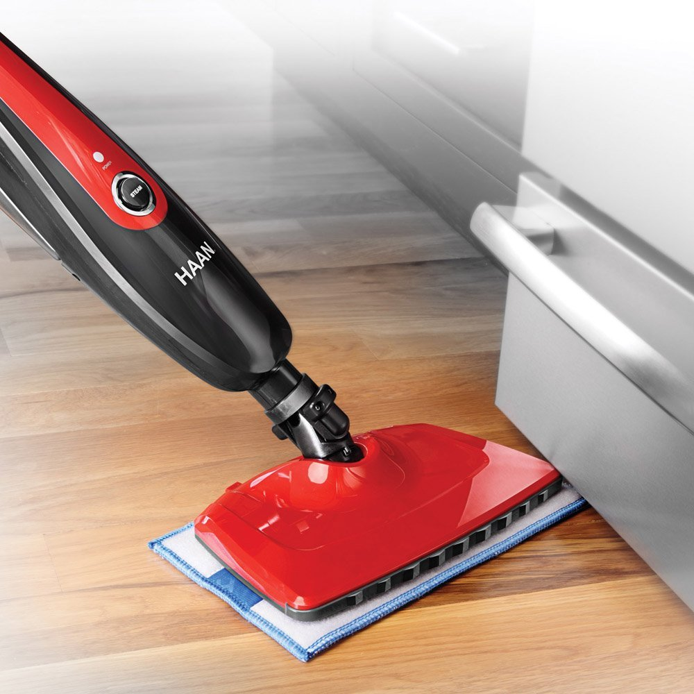Effective Cleaning With The Haan Si 40 Steamer Specialists